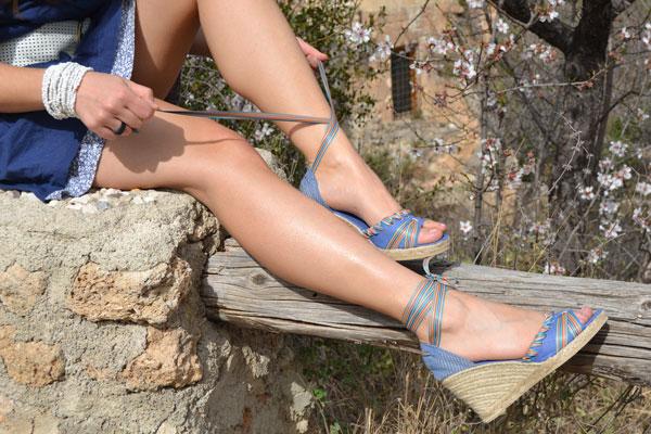 jute shoes